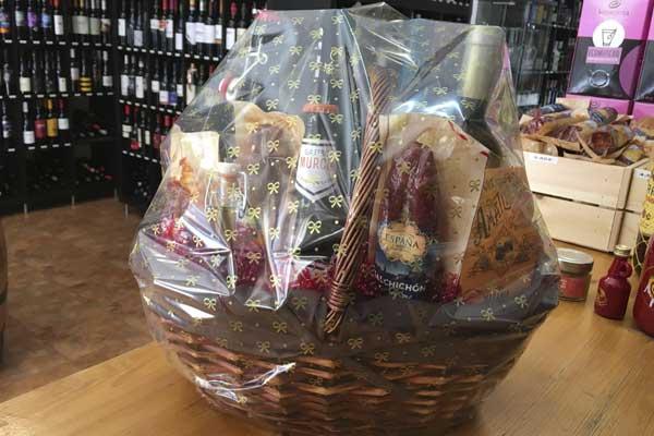 cesta-personalizada-productos-gourmet